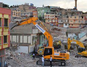 Kentsel dönüşümde yıkıma 5 milyar TL harcandı