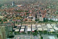 Konya'da 51,5 milyon TL'lik arsa satışı