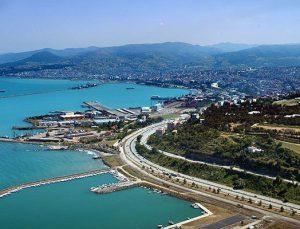 Samsun'da 4,7 milyon TL'ye akaryakıt istasyonu imarlı arsa