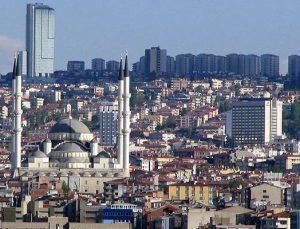 Ankara Belediyesi'nden satılık 6 konut arsası