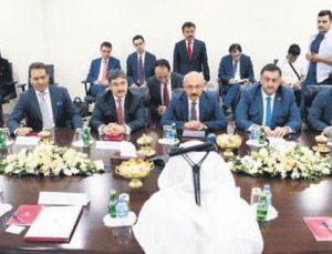 Bakan Elvan: Katar'ı Dünya Kupası'na Türk firmaları hazırlasın