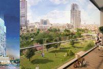 Sinpaş GYO Cityscape'te Queen Central Park ile boy gösterecek