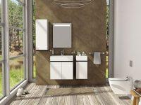 Creavit'ten dar banyolara ferahlatıcı çözümler