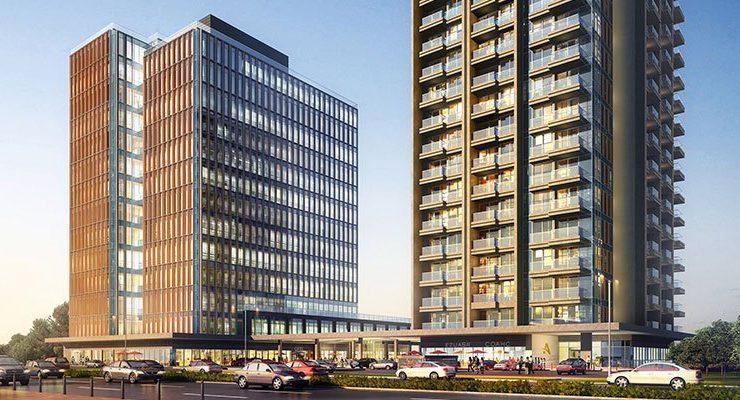 Avrupa Residence & Office Ataköy kasımda teslim ediliyor