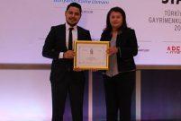 Özyurtlar'a Real Estate Stars Türkiye'den 3 ödül