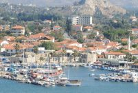 Seferihisar'da 13 milyon TL'ye satılık arsa ve otel