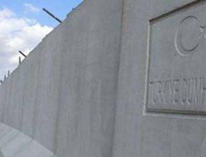 TOKİ Suriye sınırına Çin Seddi gibi duvar örecek
