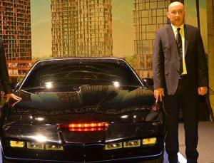 Toya Next'in tanıtımına akıllı otomobil Kitt de katıldı
