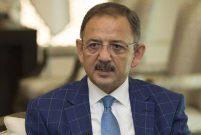 Bakan Özhaseki: Kirliliğe Türkiye'nin katkısı az
