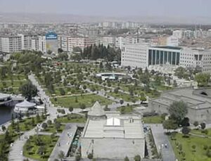Kayseri'de 4,4 milyon TL'ye iki arsa