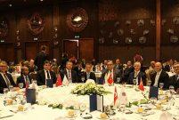 TMB, Rus Büyükelçi Karlov'u ağırladı