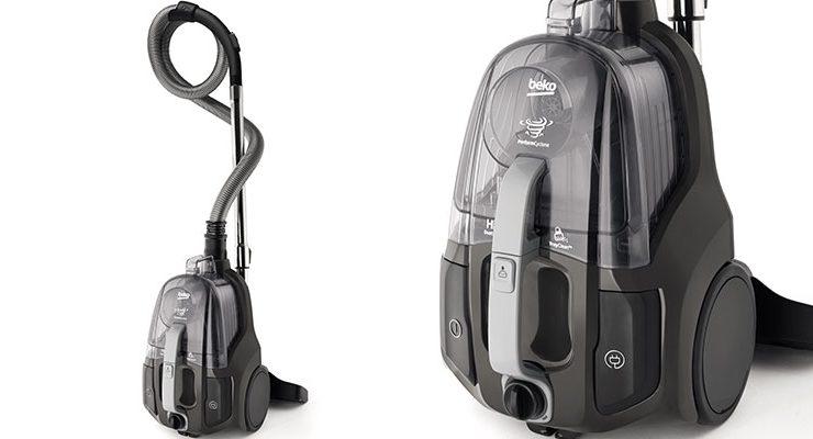 Beko'nun yeni süpürgesi BKS 5534 A'da toz torbası yok