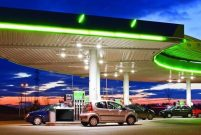 Bornova'da 5,5 milyon TL'ye kiralık benzin istasyonu