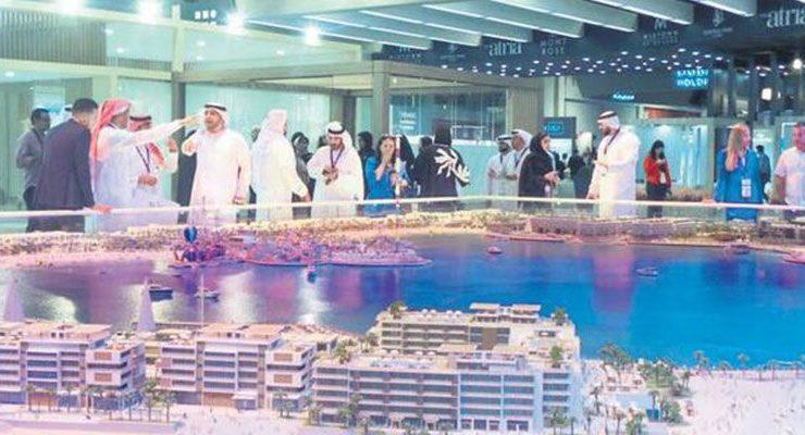 Darbe vız geldi, inşaatçı Dubai'de güven mesajı verdi