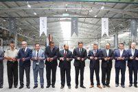 VitrA'nın dördüncü üretim merkezin ilk fazı tamamlandı