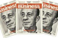 Ali Ağaoğlu Arap ekonomi dergisine kapak oldu