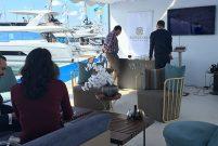 İstanbul'un deniz semti Büyükyalı, CNR Avrasya Boat Show'da