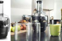 Philips Avance Katı Meyve Sıkacağı her şeyin suyunu çıkarıyor