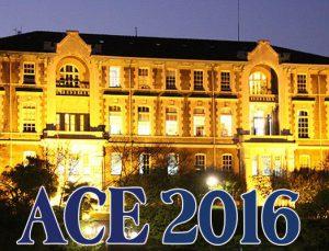 Boğaziçi Üniversitesi, ACE 2016 Kongresi'nin ev sahibi oldu