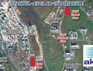 Ak Yapı, Isparta 6. Etap Arsası'nı resmen devraldı