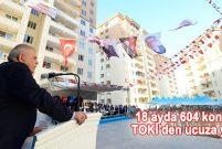 Onikişubat Belediyesi 604 aileye bayramı çifte yaptırdı