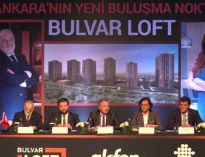 Ankara'daki Bulvar Loft'un lansmanından enstantaneler