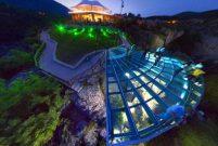Safranbolu'daki Türkiye'nin ilk cam seyir terası para basıyor