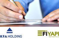Fi Yapı'ya, AKFA Holding'e ve bağlı şirketlere kayyum atandı