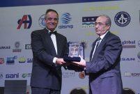 İDO, denizin Oscar'ı Altın Çıpa'da ödül aldı