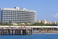 Antalya Kundu Otel, sezonu erken, seneyi tamamen kapattı