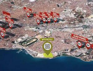 Büyükyalı İstanbul yeni şehirciliğin merkezinde yer alıyor