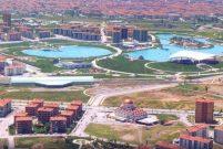 Ankara Sincan'da belediye iki parsel arsa satıyor