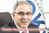 TOKİ BDDK ve SPK'nın binalarına 2 milyar lira aktaracak