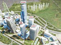 SPK ve BDDK binalarının temeli 14 Ekim'de atılacak