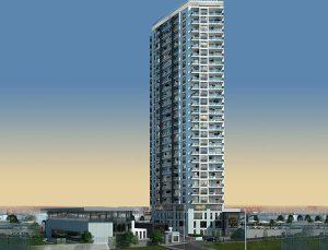 Marmara Kule Business'ta 424 bin TL'ye 1+1 daire