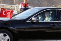 Cumhurbaşkanı Erdoğan'dan Avrasya Tüneli'nde ilk geçişi yaptı