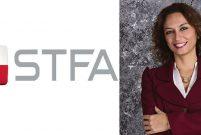 Berna Öztınaz STFA Strateji ve İnsan Kaynakları Başkanı oldu