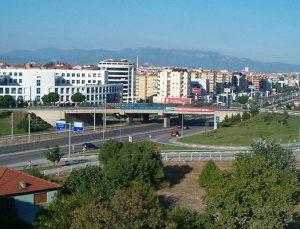 Bursa'nın yeni gözdesi Lefkoşe Caddesi