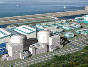 Akkuyu Nükleer Santrali 1/100.000'lik plana girdi