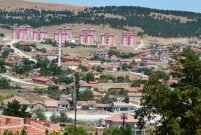 Çekerek'te 4,5 milyon TL'lik kat karşılığı inşaat işi