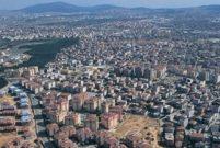 Tuzla'da 2 bin 500 metrekare konut arsası satışa çıkarıldı