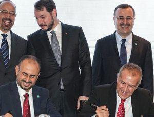 18 Türk şirketi Suudi Aramco ile mutabakat zaptı imzaladı