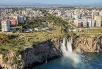 Antalya'nın 5 ilçesindeki 41 arsa 2 ayrı ihale ile satılıyor