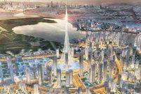 Araplar en yüksek gökdelen yarışında