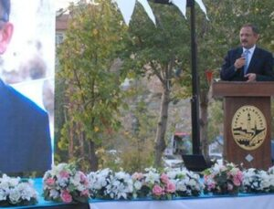 Bakan Özhaseki Tokat'ta 4 bin 500 konutun temelini attı