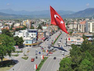 Osmaniye'de 22,1 milyon TL'lik arsa satışı