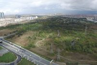 170 dönümlük Metris Kışlası park oluyor