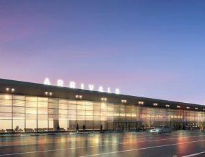 Al Maktoum Havalimanı'na AE Arma-Elektropanç imzası