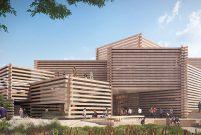 Polimeks'in Eskişehir'deki müzesini Kengo Kuma tasarlayacak