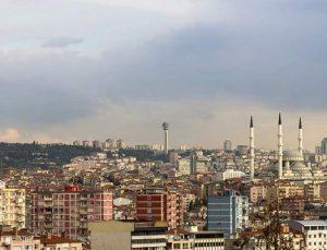 Ankara'da 763 milyon TL'lik 2 dev arsa ihalesi